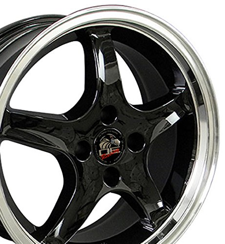 ford 8 lug black rims - 7