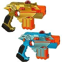 2-Pack Nerf Lazer Tag Phoenix LTX Tagger