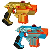 Nerf Official: Lazer Tag Phoenix LTX Tagger 2-pack - Fun Multiplayer Laser Tag Game Kids & Adults, Ages 8 & Up (Amazon Exclusive)