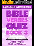 Bible Verses Quiz Book 3