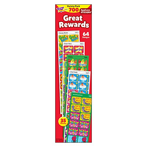 Great Rewards Applause STICKERS® Variety Pack