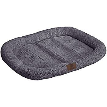 "American Kennel Club Crate Mat 24"" x 17""-Gray"
