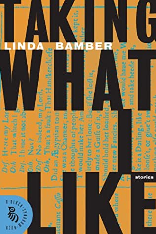 book cover of Taking What I Like
