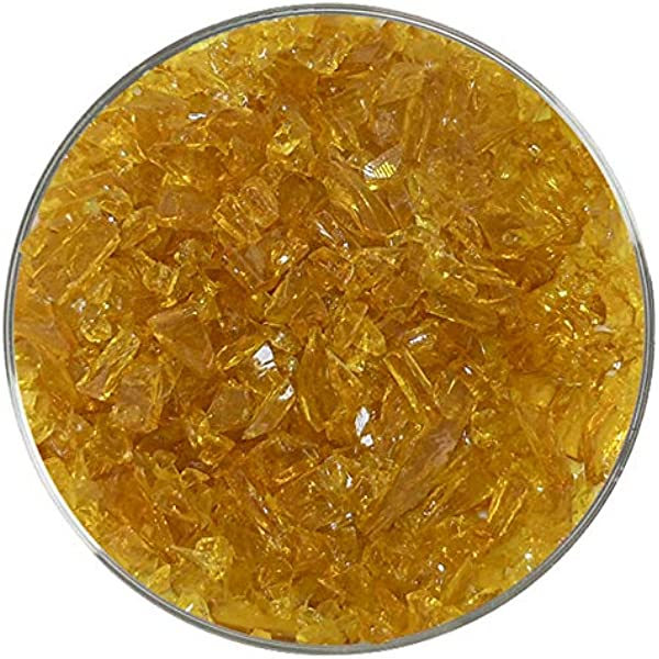 Violet Transparent Coarse Frit Made from System 96 Glass 96COE 8oz