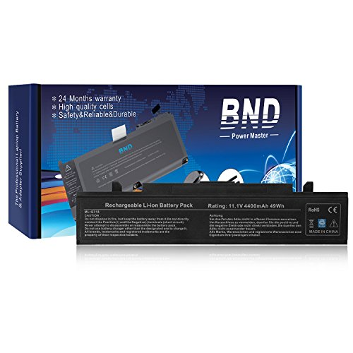 BND Laptop Battery for Samsung R480 R530 R540 R580 R730, fit