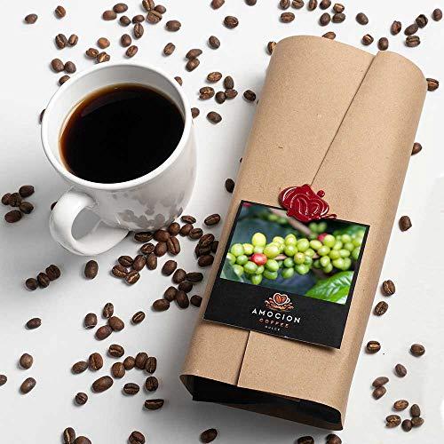 Amocion Coffee - Dulce - (El Mandul) Single Source Gourmet, Whole Bean, Direct from the Farm, Bespoke ()
