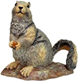 Call of the Wild HomeStyles 89781 Gray Squirrel 10″ H Review