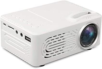 Mini proyector casero, micro proyector portátil del LED, diseño ...