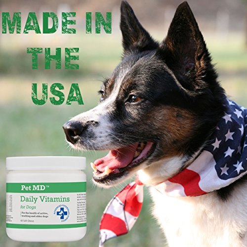 Pet Md Canine Tabs Plus 365 Count Advanced