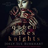 Kyпить Queen Takes Knights: Their Vampire Queen series, Book 1 на Amazon.com
