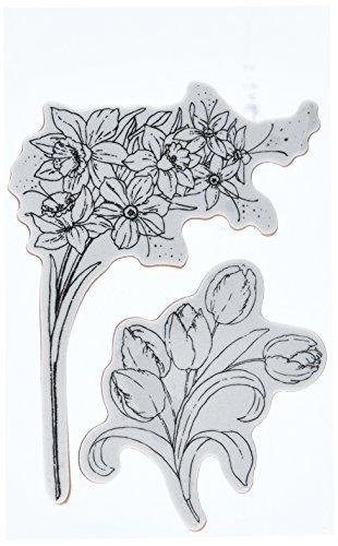 Penny Penny Penny schwarz 40-437 5 x 7 Flower Gala Cling Stamp by Penny schwarz B01KBAZLFC | Mama kaufte ein bequemes, Baby ist glücklich  | Kaufen Sie online  | Erschwinglich  2cc364