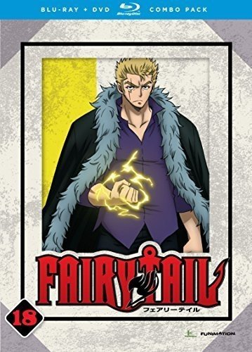 Fairy Tail: Part 18 Edizione: Stati Uniti Italia Blu-ray: Amazon.es: Cine y Series TV