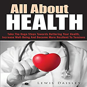 All About Health Audiobook
