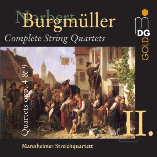 String Quartets 1 & 3