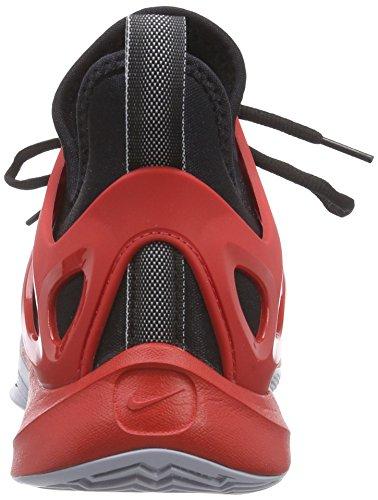 Nike Men's Zoom Hyperrev 2015 Baseball Shoes Red / Grey / Black (University Red / Wolf Grey-black) 3wZ5lgZw9