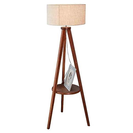 Lámpara de pie trípode Cubierta iluminación de la lámpara de ...