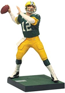 Aaron Rodgers Action Figure 75061 McFarlane Toys NFL Series 30