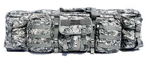 East-West-USA-RTGC604L-42-Double-Tactical-Molle-Soft-Padded-Rifle-Long-Hunting-Bag