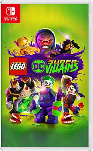 NSW LEGO DC SUPER-VILLAINS (CHINESE & ENGLISH SUBS) (ASIA)