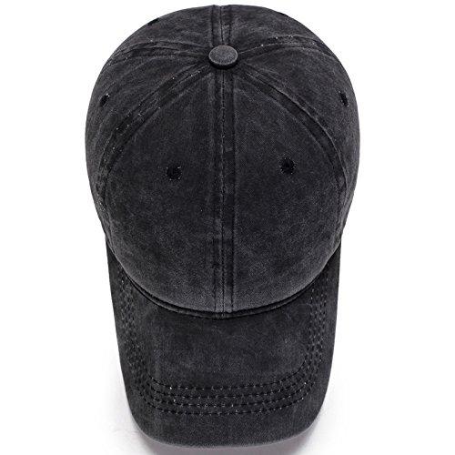 Sombrero Mujeres Huesos SLGJ Gorras Béisbol Caps Hombre Caps de 100 Caps Papa Sombreros para Algodón qqw7USC