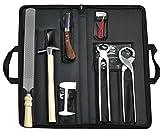 Farrier Hoof Kit | EQUINOX Premium Range Horse Hoof Care Farrier Equipment Tack Room Farrier Kit