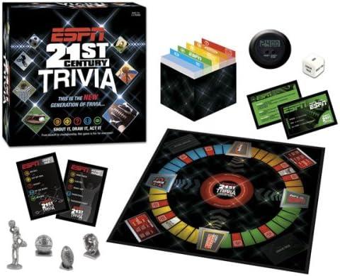 USAopoly ESPN 21st Century Trivia by: Amazon.es: Juguetes y juegos