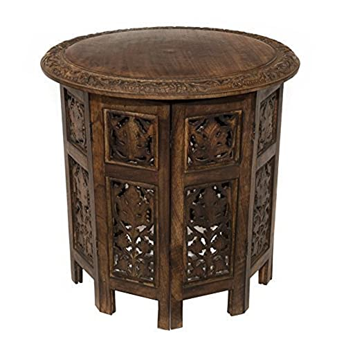 Unique End Tables Amazon Com