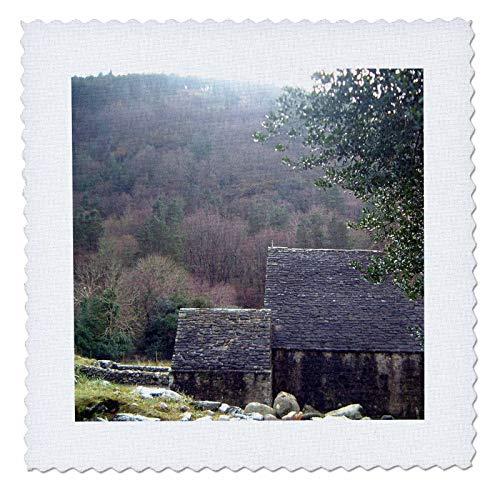 3dRose Jos Fauxtographee- Ireland Scenery - Two Small