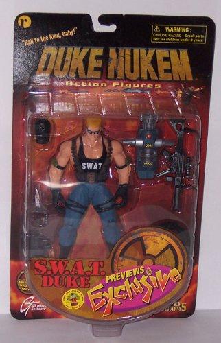 Duke Nukem S.W.A.T. Duke Previews Exclusive