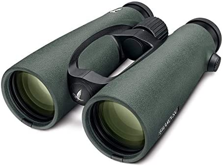 Swarovski EL 12×50 Binocular with FieldPro Package, Green