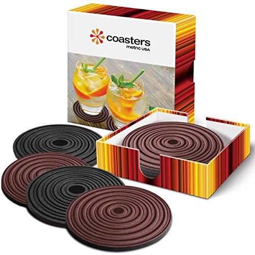 Reversible Coasters Moisture Protects Furniture product image