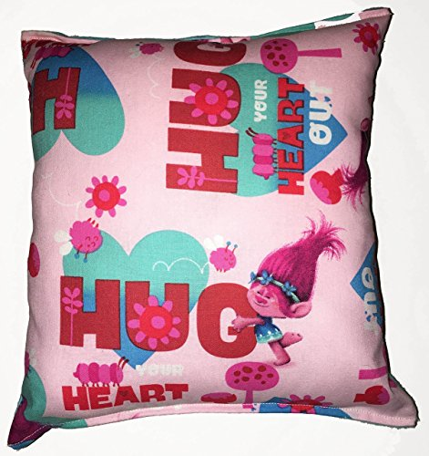 Princess Poppy Hug Your Heart Out Toss Pillow