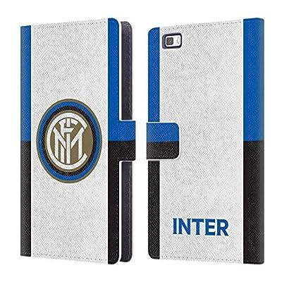 Ufficiale Inter Milan 2017/18 Cresta Cover in Pelle a Portafoglio Compatibile con Huawei Telefoni 2