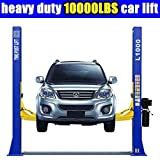 L1000 10,000LBS Two Post Lift Car Auto Truck Hoist / 12 Month Warranty