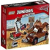 レゴ (LEGO) ジュニア ディズニー カーズ メーターのジャンクヤード 10733