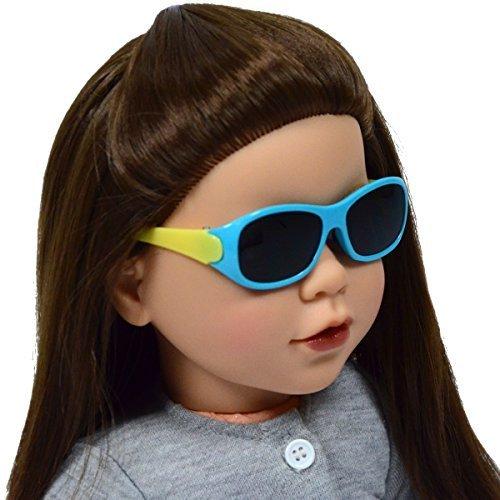 Doll Sun Glasses Blue Frame product image