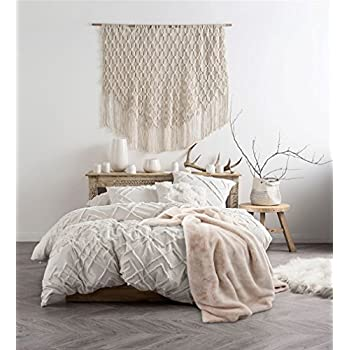 Amazon Com Best Home Fashion Pink Mongolian Lamb Faux Fur