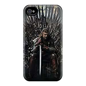 Shockproof Hard Phone Covers For Iphone 6 (gtp15477jYXe) Support Personal Customs Stylish Game Of Thrones Pattern