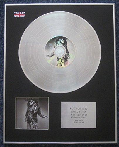 Jahrhundert Präsentationen – Lenny Kravitz – Limited Edition CD Platinum LP Disc – Mama Said