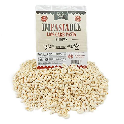 ThinSlim Foods Impastable Low Carb Pasta (Elbows)