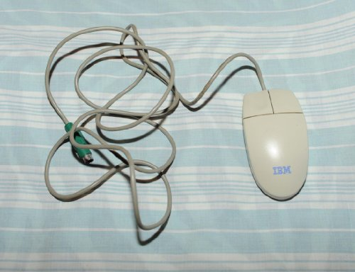 IBM Roller Ball PS/2 Mouse Model # M-S34, used for sale  Delivered anywhere in USA