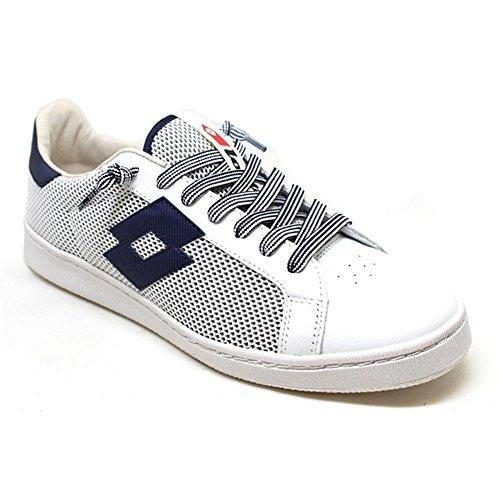 Blau T4556 Leggenda Weiß Herren Sneaker Lotto 5XpdqwX