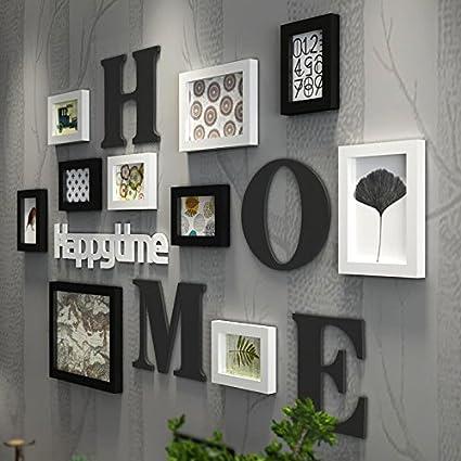 Amazon.de: WGL Home Dekoration Wohnzimmer Schlafzimmer Feste ...