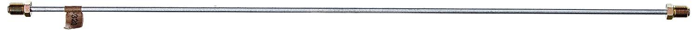 SJ Series 3//16 Tube OD Standard Flare Eaton Weatherhead SJ351 Steel Brake Lines for Domestic Vehicles Fitting 51 Long