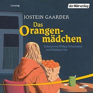 Das Orangenmädchen Hörbuch