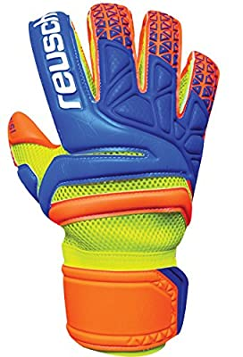 Reusch Soccer Prisma Prime S1 Evolution Finger Support Goalkeeper Gloves
