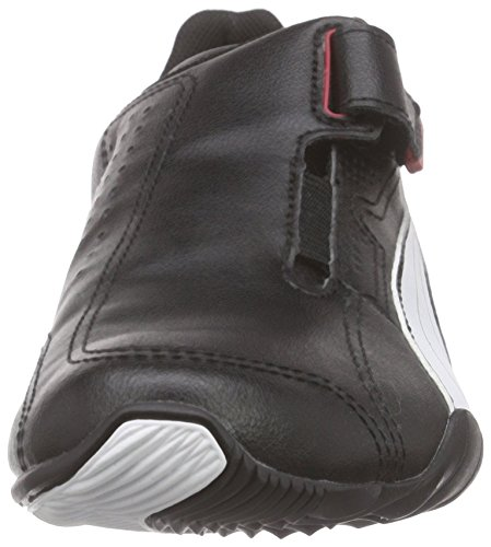 Puma Redon Move, Zapatillas Para Hombre, Negro (Black/White/Red 02), 40.5 EU (7 UK)