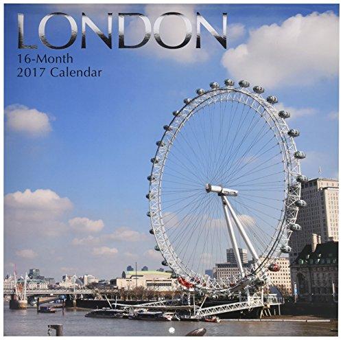 Beautiful Photographs England Monthly Calendar product image