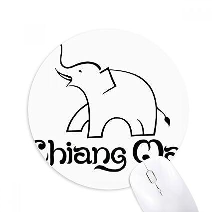 Amazon com : Thailand Easy Elephant Shield Round Non-Slip Rubber