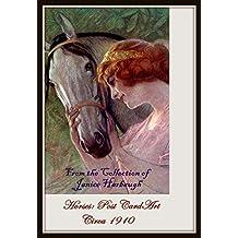 Horses: Post Card Art Circa 1910